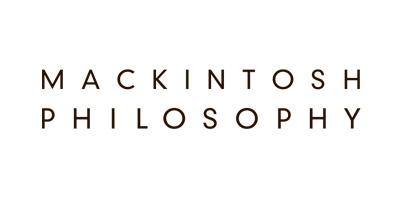 MACKINTOSH PHILOSOPHY/マッキントッシュ フィロソフィー