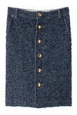 ループヤーンツィードスカート