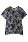 【ELLE SHOP限定】カモフラTシャツ ミュベール/MUVEIL