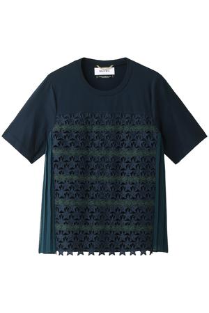 星レースTシャツ ミュベール/MUVEIL