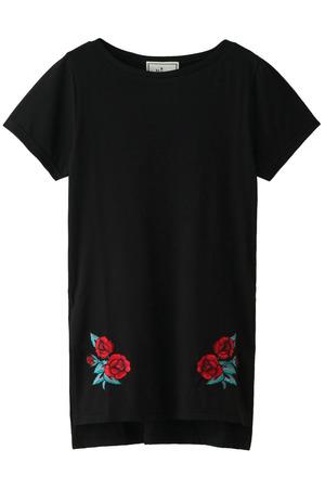 刺繍ロングTシャツ ミハラ ヤスヒロ/MIHARA YASUHIRO