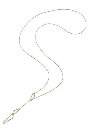 【受注生産】ランダムトライアングルネックレス アヤミ ジュエリー/AYAMI jewelry