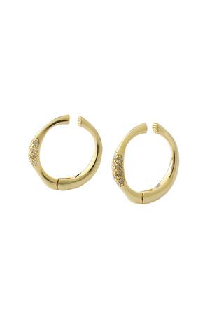 【予約販売】パヴェ キャッチイヤリング アヤミ ジュエリー/AYAMI jewelry