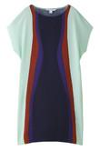 シルクチュニックドレス
