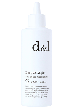 uka Scalp Cleansing Deep&Light