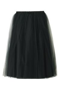 <ELLE SHOP> Bilitis dix-sept ans ビリティス・ディセッタン チュチュスカート(78cm) ブラック画像