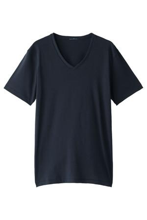 【MEN】VネックTシャツ マルティニーク/martinique