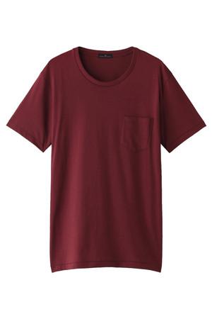 【MEN】クルーネックTシャツ マルティニーク/martinique