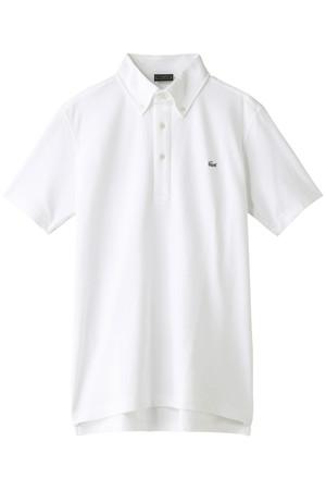 【MEN】【LACOSTE】ボタンダウンポロシャツ マルティニーク/martinique