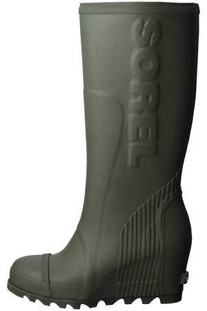 ジョアンレインウェッジトールブーツ/長靴 ソレル/SOREL