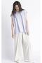 ストライプタックシャツ フローレント/FLORENT