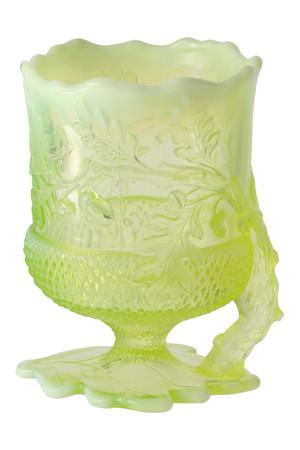 【MOSSER GLASS】ガラスマグ アメリカンラグ シー/AMERICAN RAG CIE