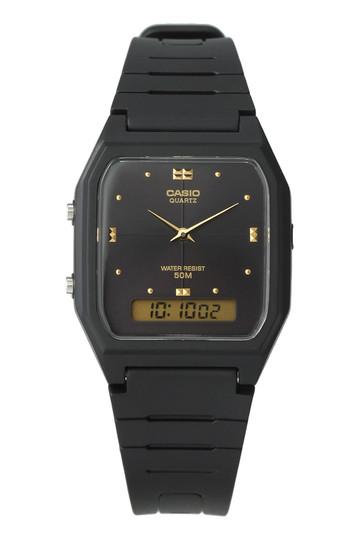 AMERICAN RAG CIE アメリカンラグ シー 腕時計 ブラック