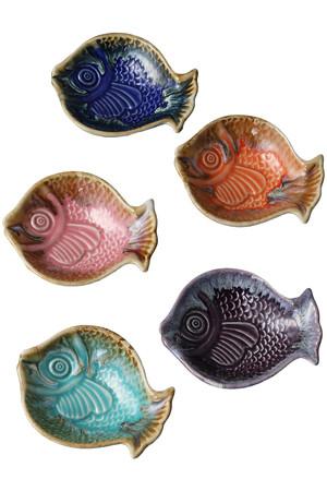 【ASIATIDES】5SET FISH BOWLS アメリカンラグ シー/AMERICAN RAG CIE