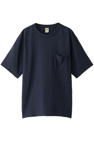 【MEN】【VELVA SHEEN】ビックシルエットポケットTシャツ アメリカンラグ シー/AMERICAN RAG CIE