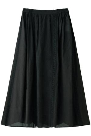 【navasana】スシボイル・アンティークレーススカート アメリカンラグ シー/AMERICAN RAG CIE