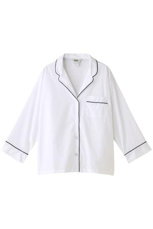 【SLEEPY JONES】COREパジャマシャツ アメリカンラグ シー/AMERICAN RAG CIE