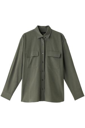 シルキーリライムPKシャツ アメリカンラグ シー/AMERICAN RAG CIE