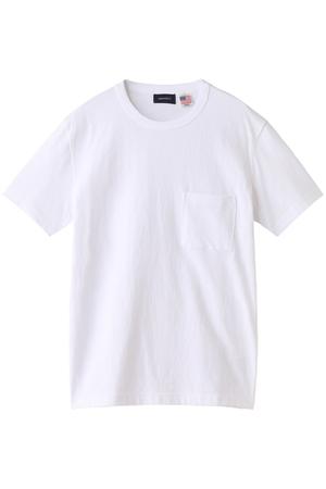 【MEN】16/-アメリカンコットンクルーTシャツ アメリカンラグ シー/AMERICAN RAG CIE