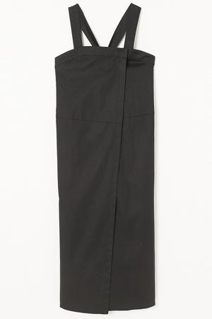 ラップジャンパースカート アメリカンラグ シー/AMERICAN RAG CIE