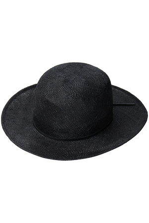 【UNISEX】【HOBO】NATURAL GRASS HAT アメリカンラグ シー/AMERICAN RAG CIE