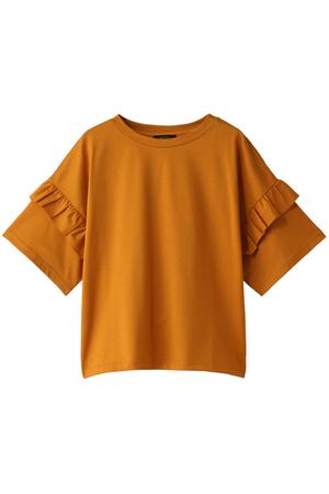 フリルTシャツ アメリカンラグ シー/AMERICAN RAG CIE
