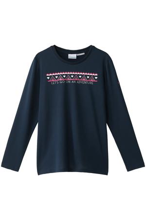 タウモナポイントウィメンズロングスリーブTシャツ/接触冷感 コロンビア/Columbia