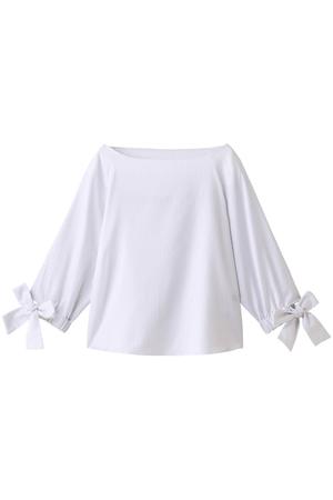 袖リボンシャツ ガリャルダガランテ/GALLARDAGALANTE
