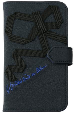 ラメiPhone7ケース ランバン オン ブルー/LANVIN en Bleu