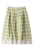 mela スカート