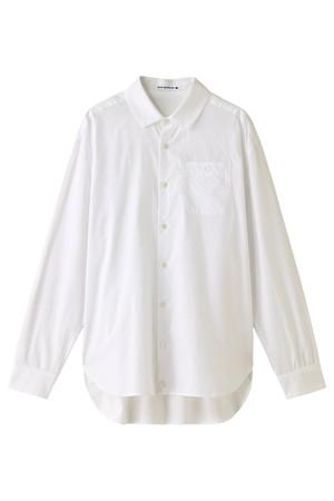 mina perhonen ミナ ペルホネン 【UNISEX】even シャツ ホワイト