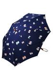 【予約販売】【ELLE 70周年限定】hana hane折りたたみ晴雨兼用傘 mina perhonen