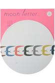 moon letter...レターセット mina perhonen