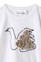 【Kids】swan petit Tシャツ ミナ ペルホネン/mina perhonen