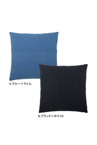 <ELLE SHOP> mina perhonen ミナ ペルホネン 【受注生産】maruniクッション(S) S