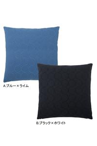 <ELLE SHOP> mina perhonen ミナ ペルホネン 【受注生産】maruniクッション(M) M