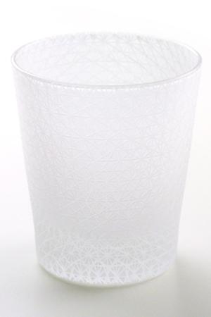 被菊繋 切り子グラス センプレ/SEMPRE
