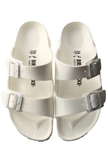 PLAIN PEOPLE プレインピープル 【BIRKENSTOCK】EVA ARIZONA ホワイト