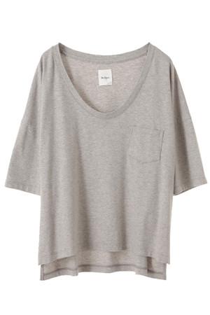 アルティメイトピマUVネックTシャツ ザ ヴァージニア/The Virgnia
