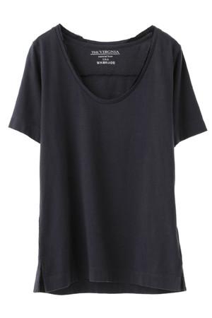 【VIRGNIAQUALITY】アメリカコットンUVネックTシャツ The Virgnia