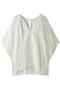 Vネックドルマンゆるシャツ ザ ヴァージニア/The Virgnia オフホワイト