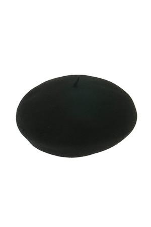 【予約販売】ウールベレー帽 ザ ヴァージニア/The Virgnia