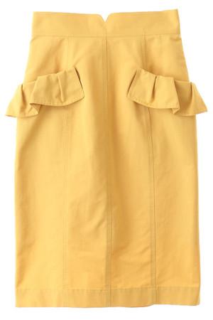 【予約販売】フリルポケット付きタイトスカート トランテアン ソン ドゥ モード/31 Sons de mode