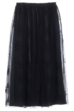 【予約販売】刺繍チュールスカート トランテアン ソン ドゥ モード/31 Sons de mode