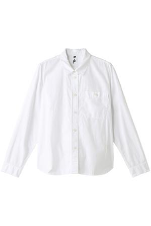 【MHL.】ガーメントコットンシャツ マーガレット・ハウエル/MARGARET HOWELL