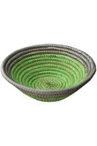 AfricanSquare セネガル2トーン円皿 エルフォーブル/ELFORBR