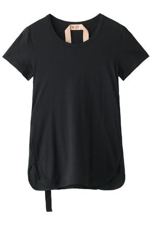 バックレースTシャツ ヌメロ ヴェントゥーノ/N°21