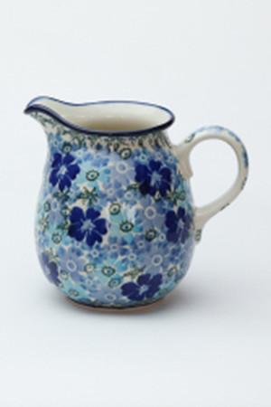 ジャグ・0.5L ポーリッシュポタリー/Polish Pottery