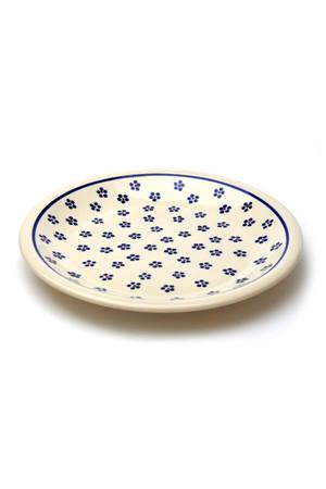 平皿φ24cm ポーリッシュポタリー/Polish Pottery