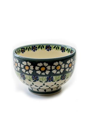 ボウル・中 ポーリッシュポタリー/Polish Pottery